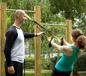 female personal trainer London