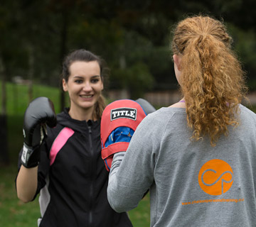 personal training company